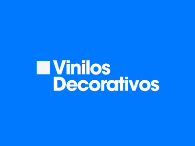 Vinilos decorativos