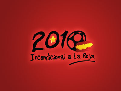 2010 Incondicional a la Roja