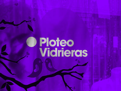 Ploteo vidrieras